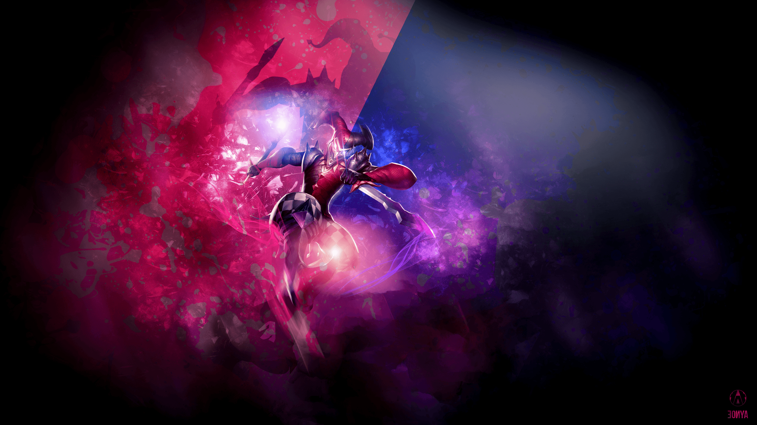 Shaco wallpapers wallpaper cave league of legends shaco wallpapers hd desktop and mobile voltagebd Gallery