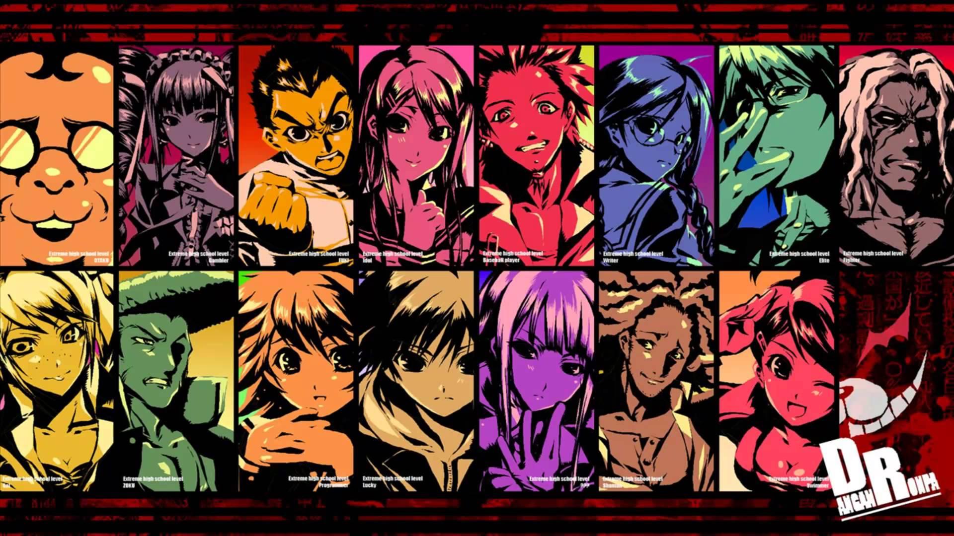 wallpaper hd danganronpa the - photo #4