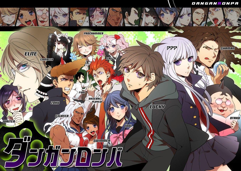 Danganronpa 3 Anime Characters : Danganronpa wallpapers wallpaper cave