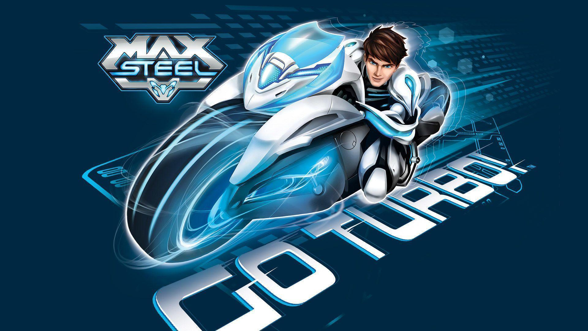 It's just a picture of Decisive Max Steel Pictures