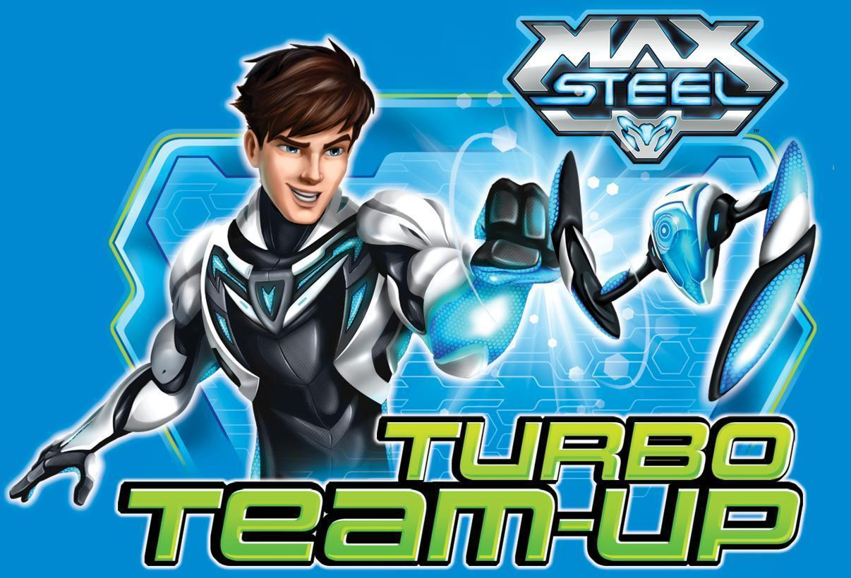This is an image of Dramatic Max Steel Pictures