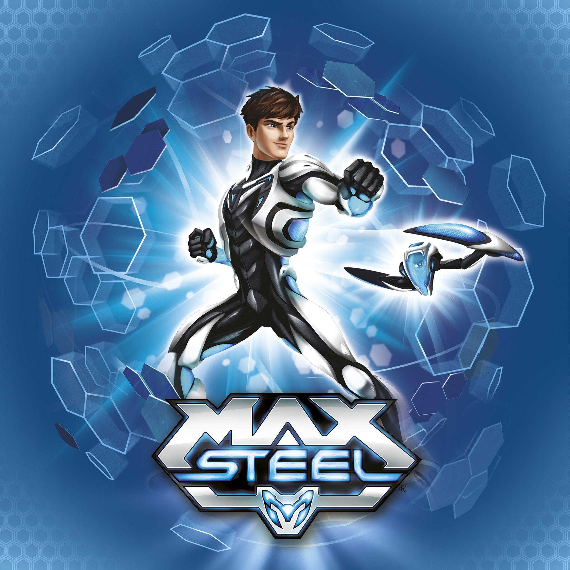 It is a picture of Universal Max Steel Pictures