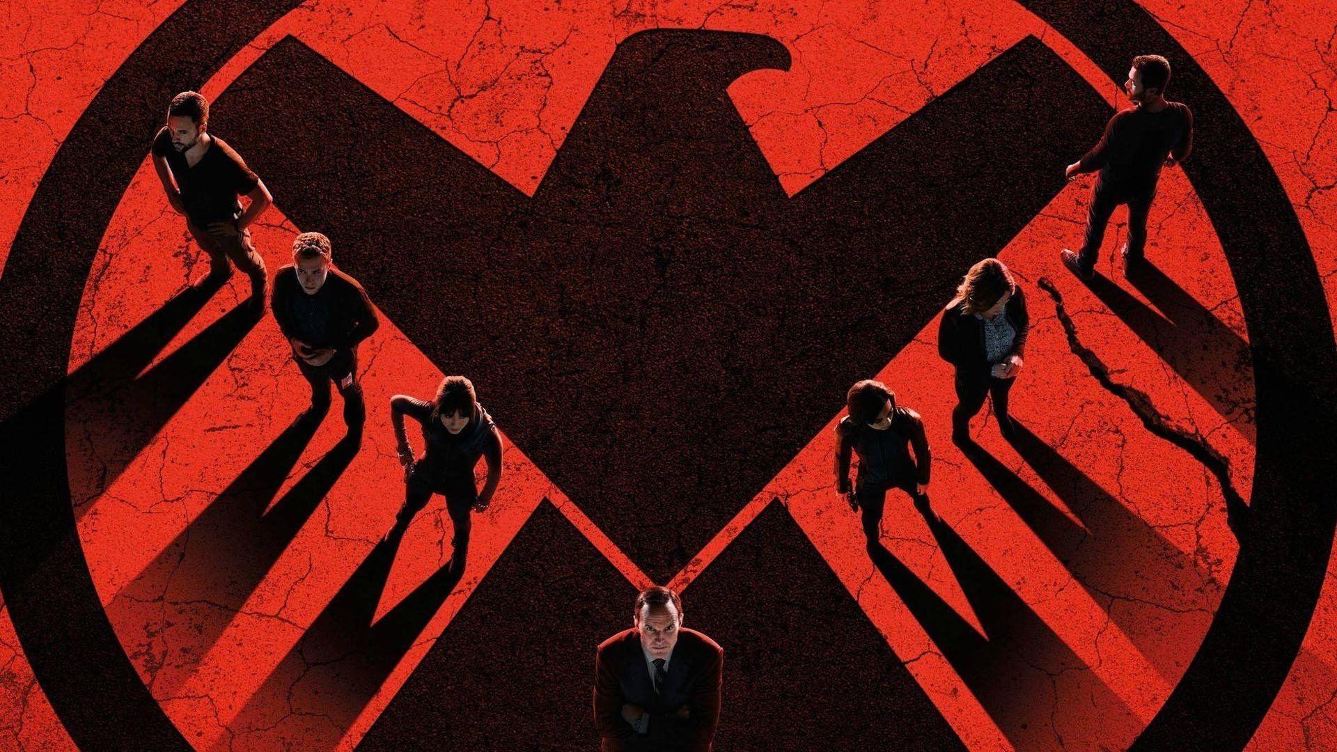 Agents Of S.H.I.E.L.D Teams Background 4