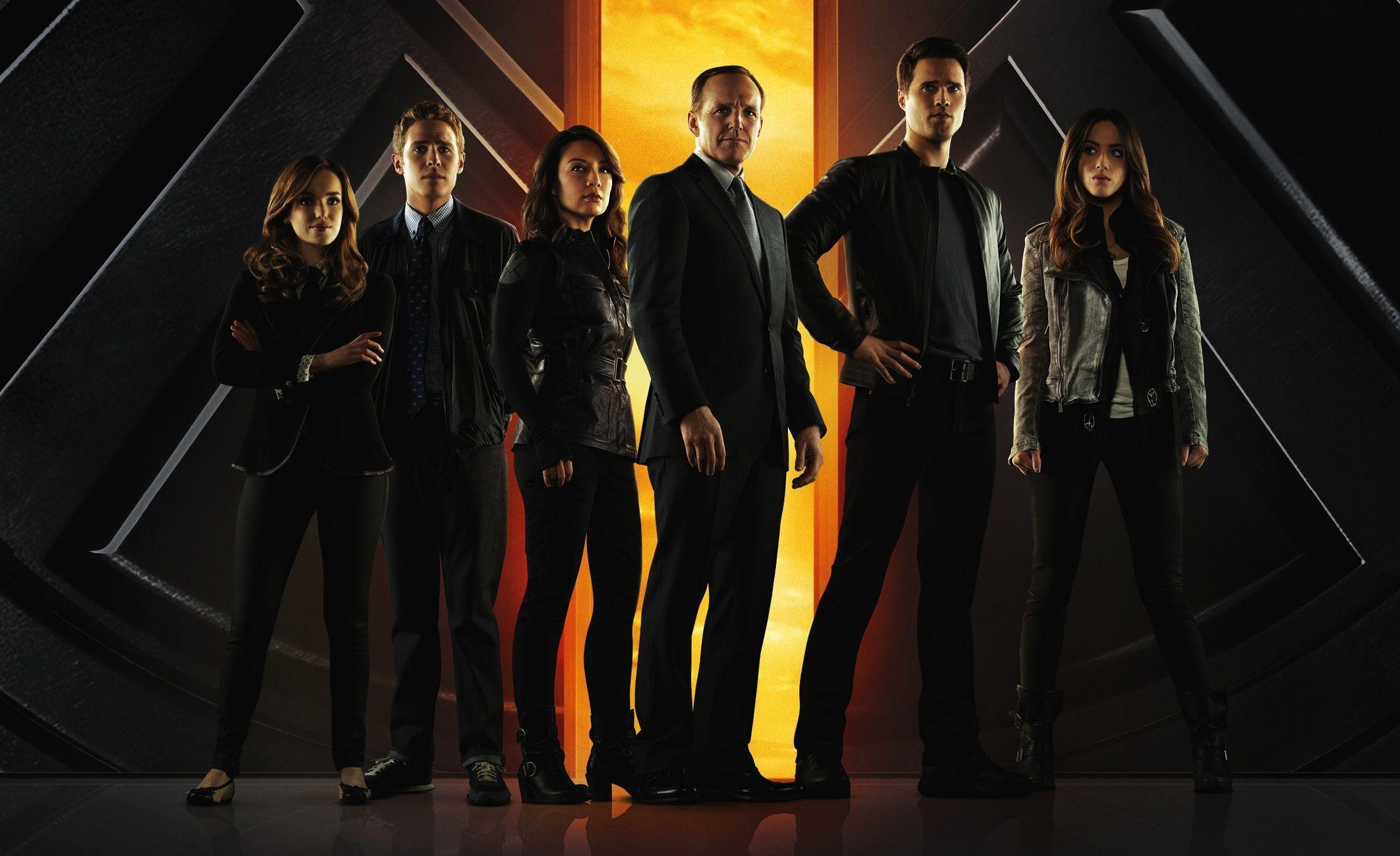 Agents Of S.H.I.E.L.D Teams Background 6