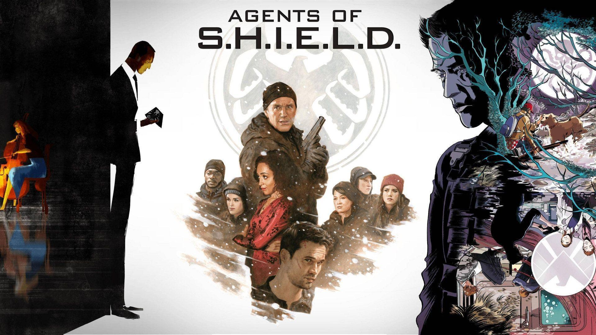 Agents Of S.H.I.E.L.D Background 10