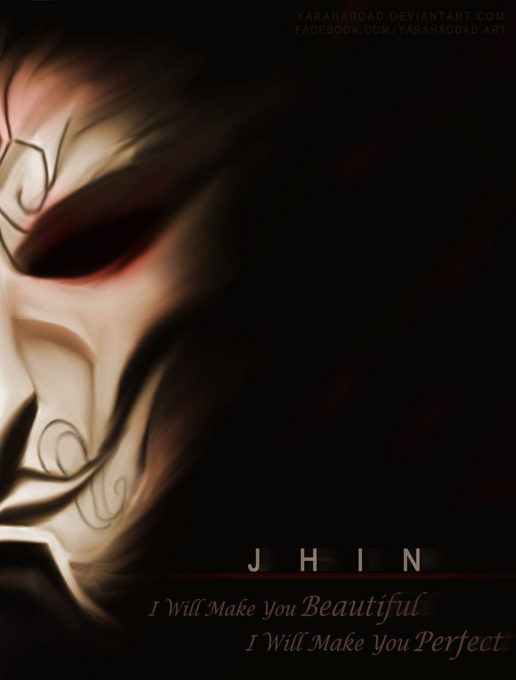 Jhin Wallpapers Wallpaper Cave