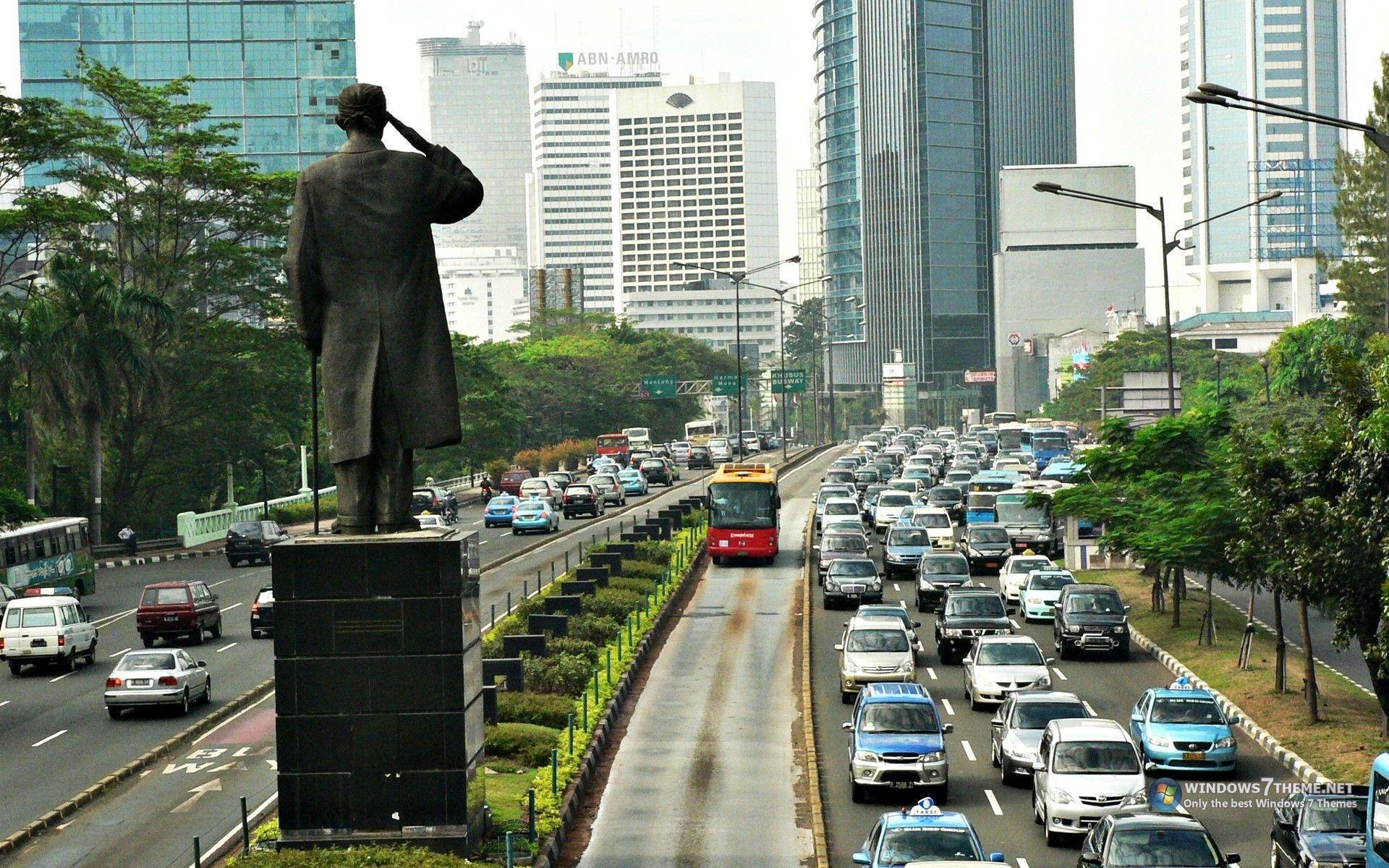 Jakarta City wallpapers and images - wallpapers, pictures, photos
