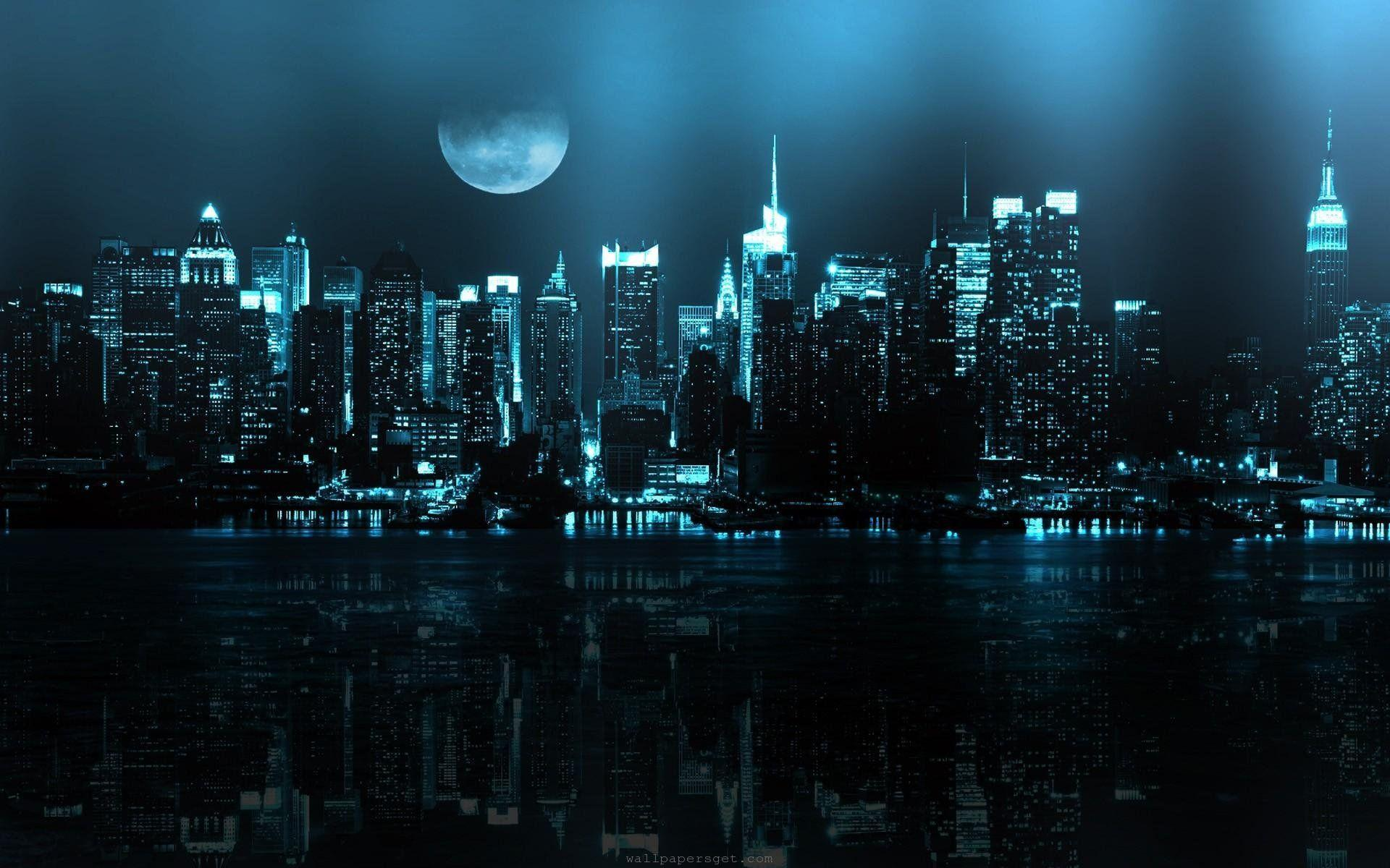Night Cityscape Wallpapers
