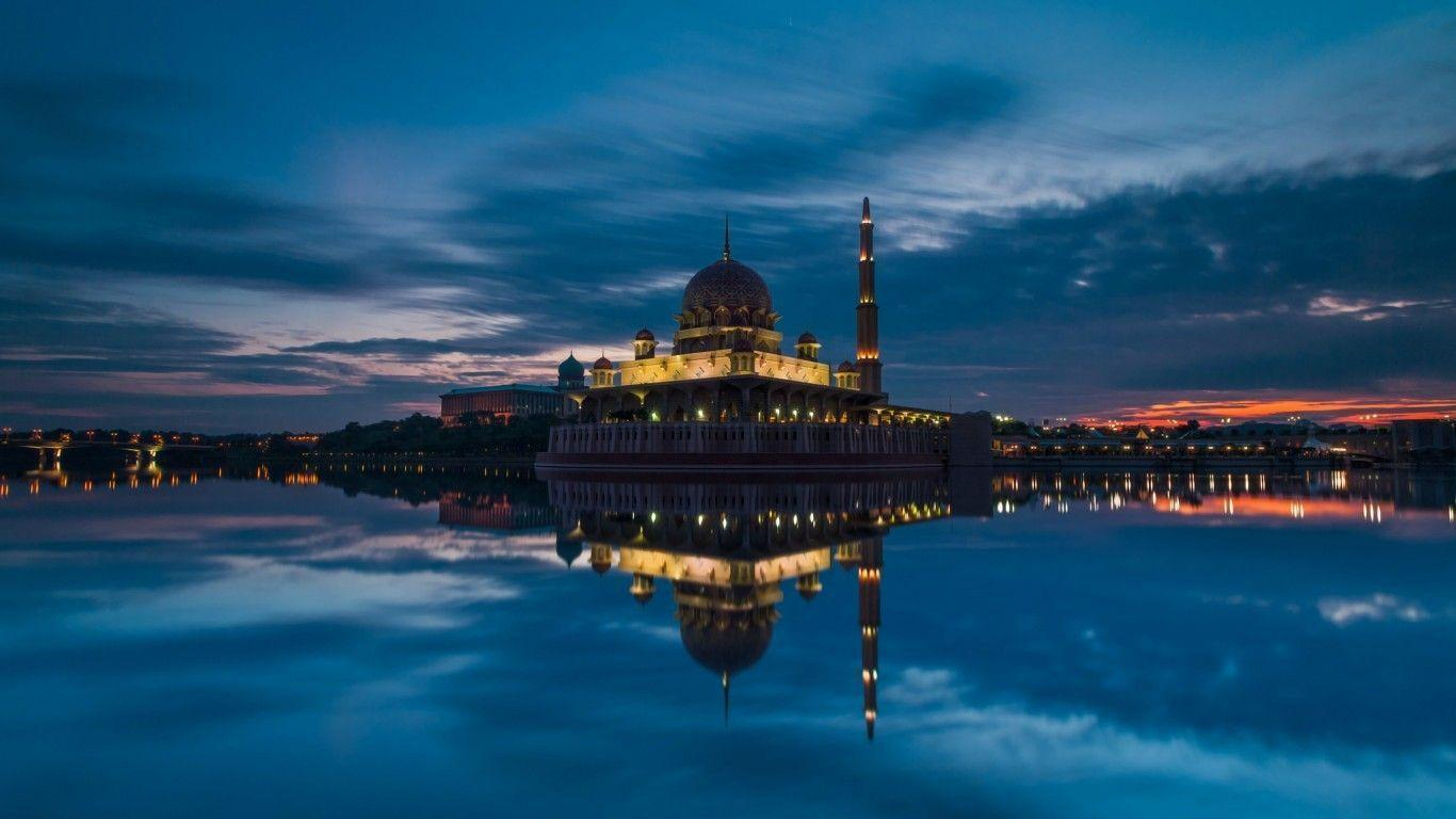 Religious: Jakarta Mosque East Asia Malaysia Wallpaper Wide for HD ...
