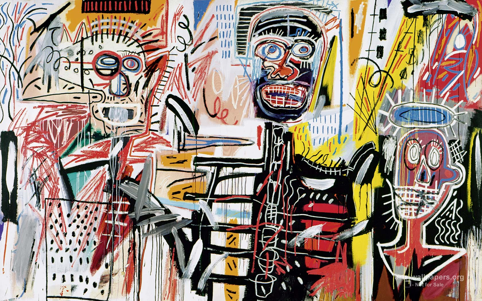 Basquiat Wallpaper - WallpaperSafari