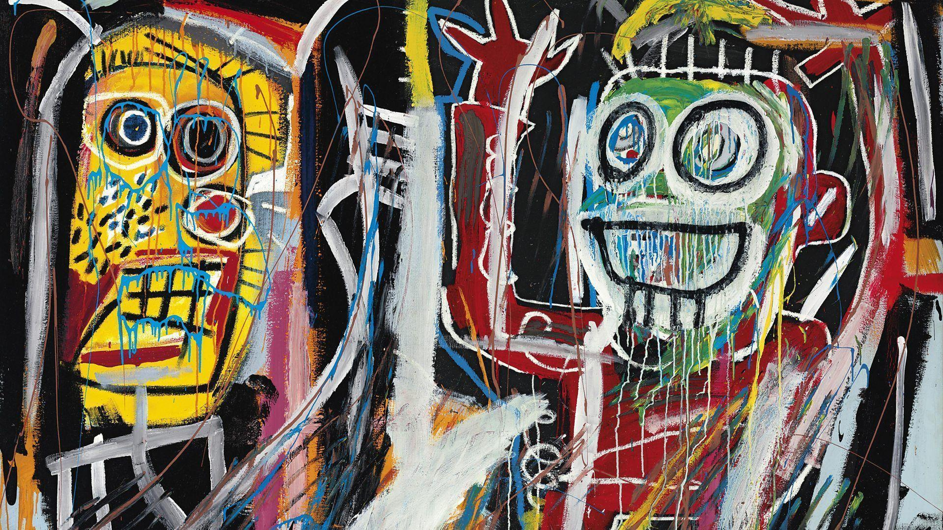 Basquiat HD Wallpaper | PixelsTalk.Net
