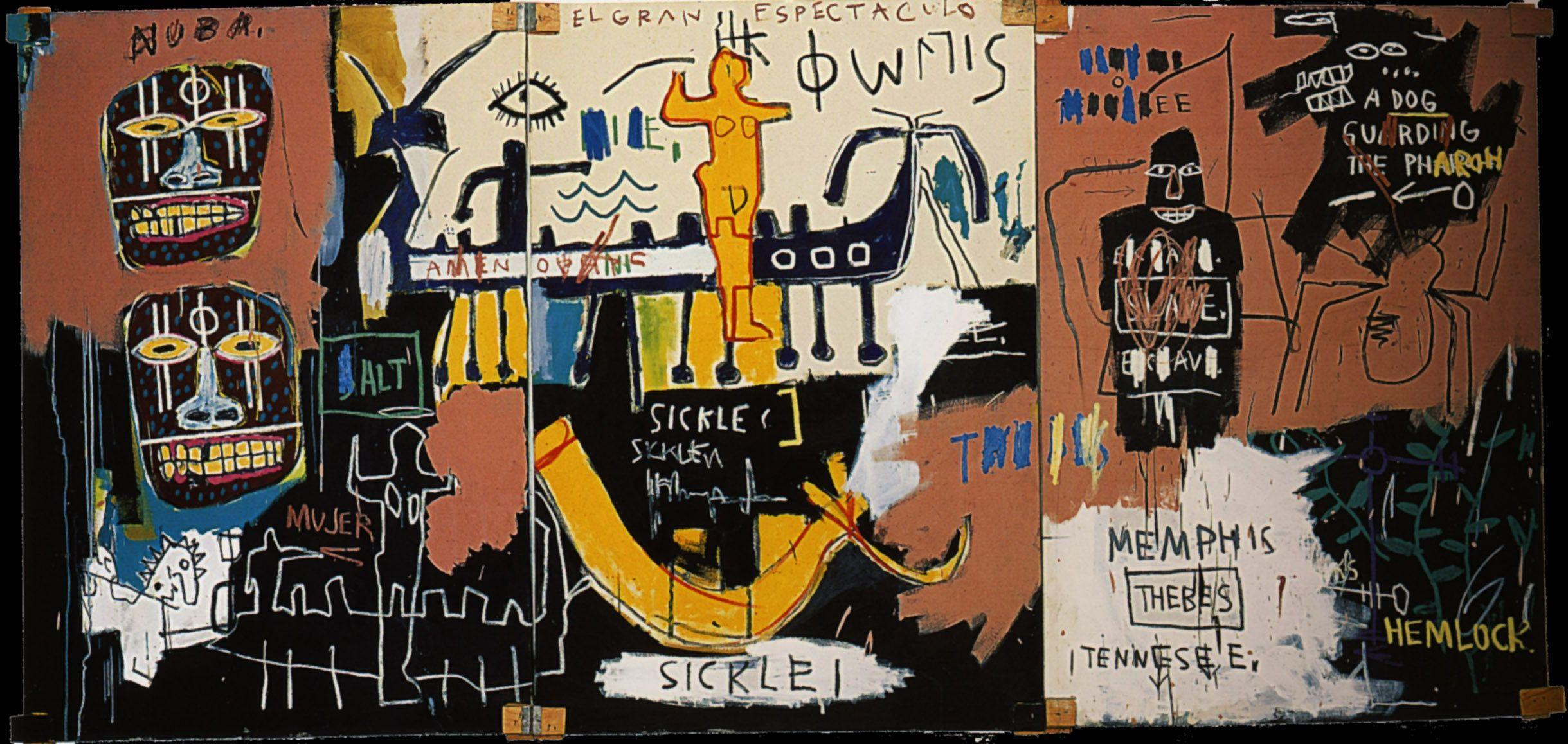 Jean Michel Basquiat HD Wallpapers