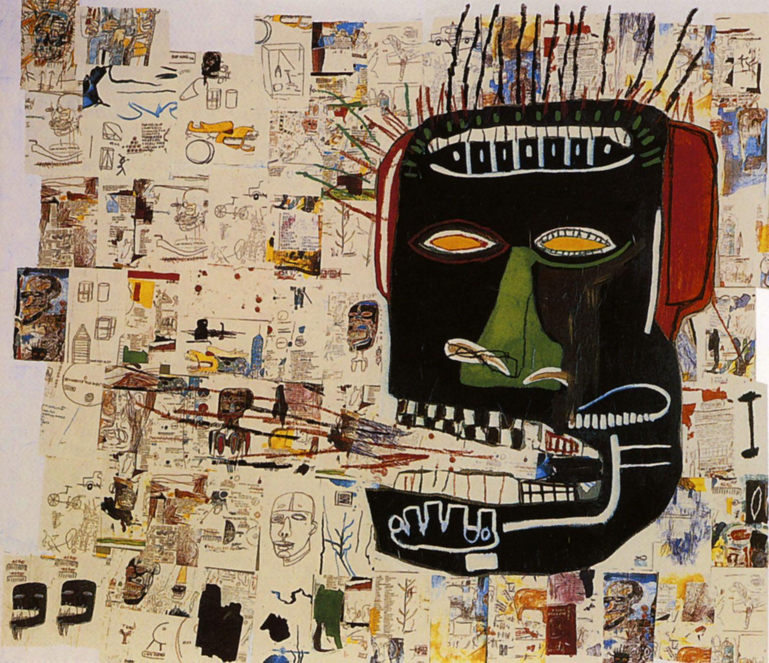 Jean Michel Basquiat HD Wallpapers | Backgrounds