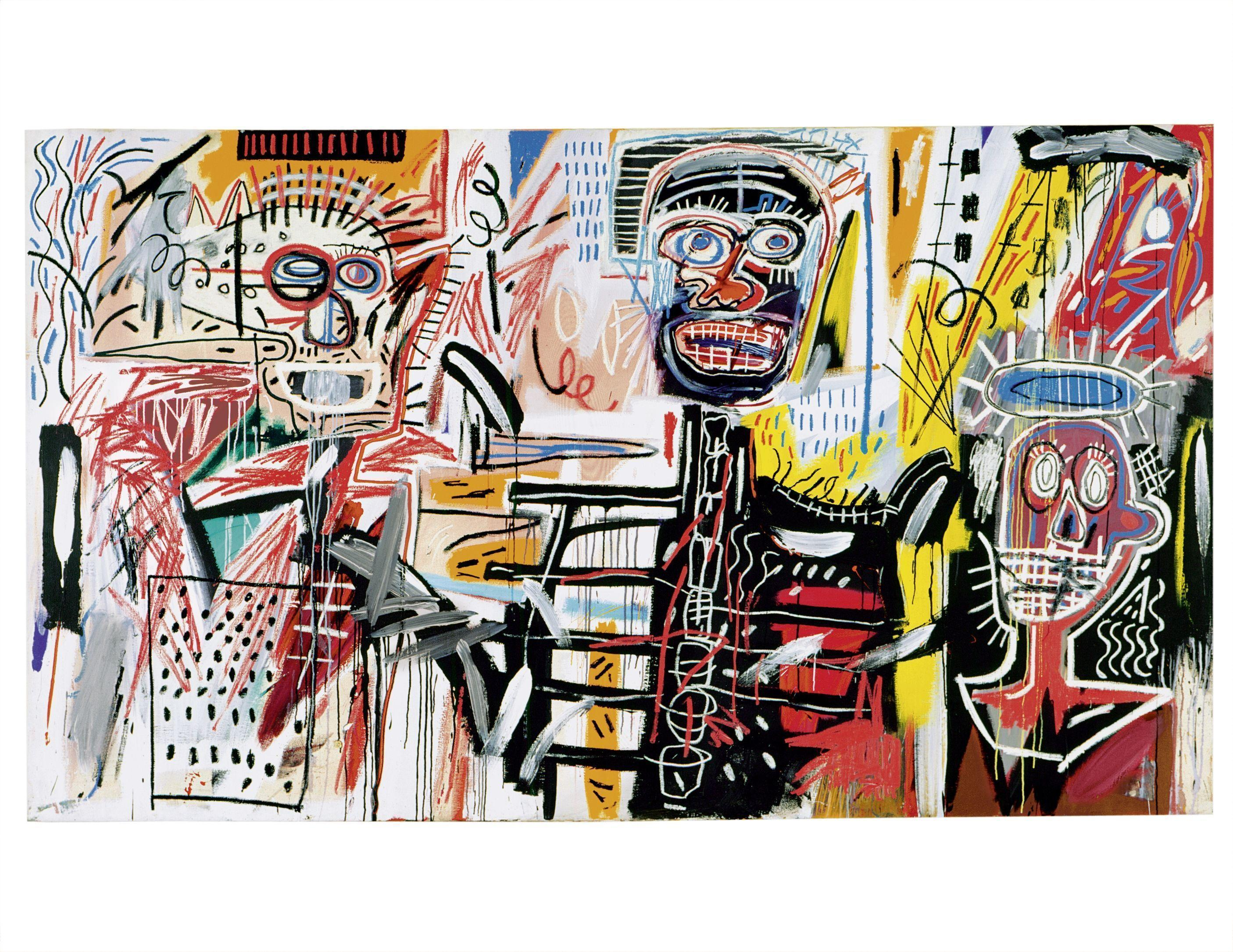 1000+ images about Jean-Michel Basquiat on Pinterest | Acrylics ...