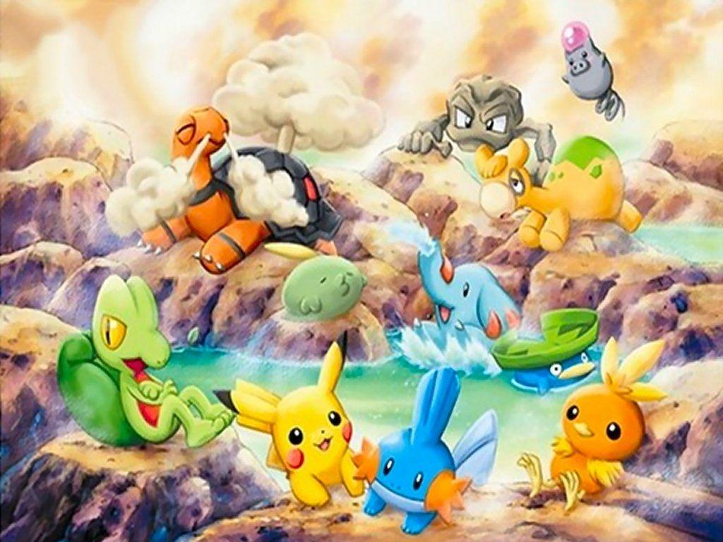 Pokémon Wallpaper and Background Image | 1024x768 | ID:6437