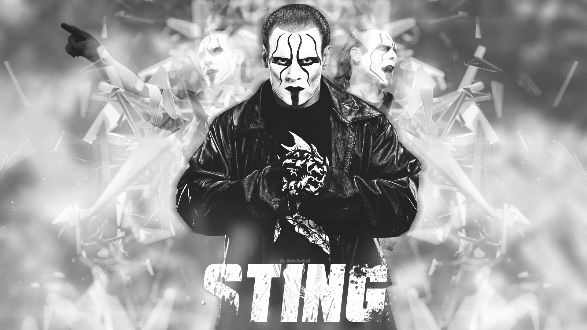Sting WWE Wallpapers