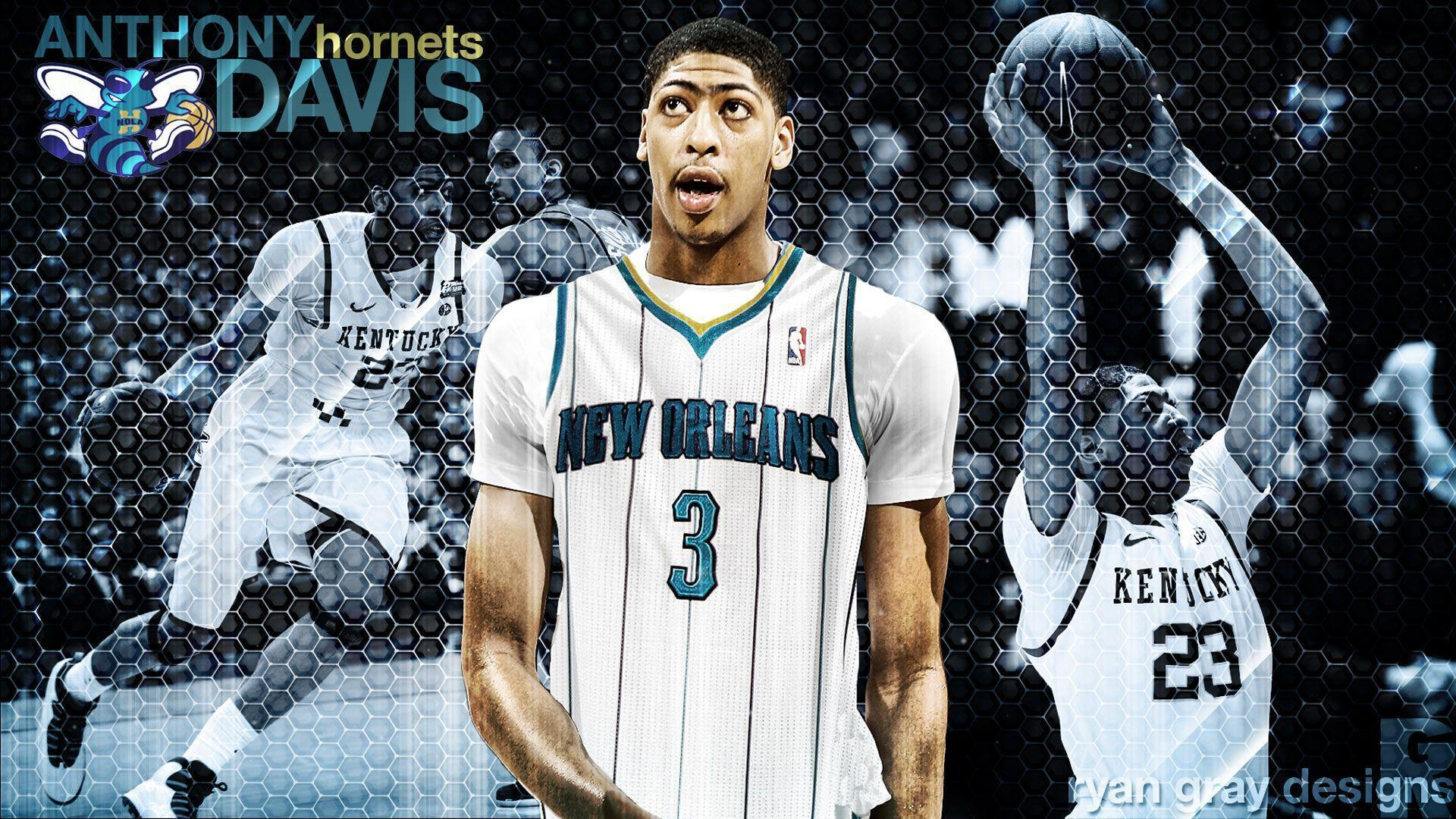 Anthony Davis Wallpapers | Basketball Wallpapers at ...