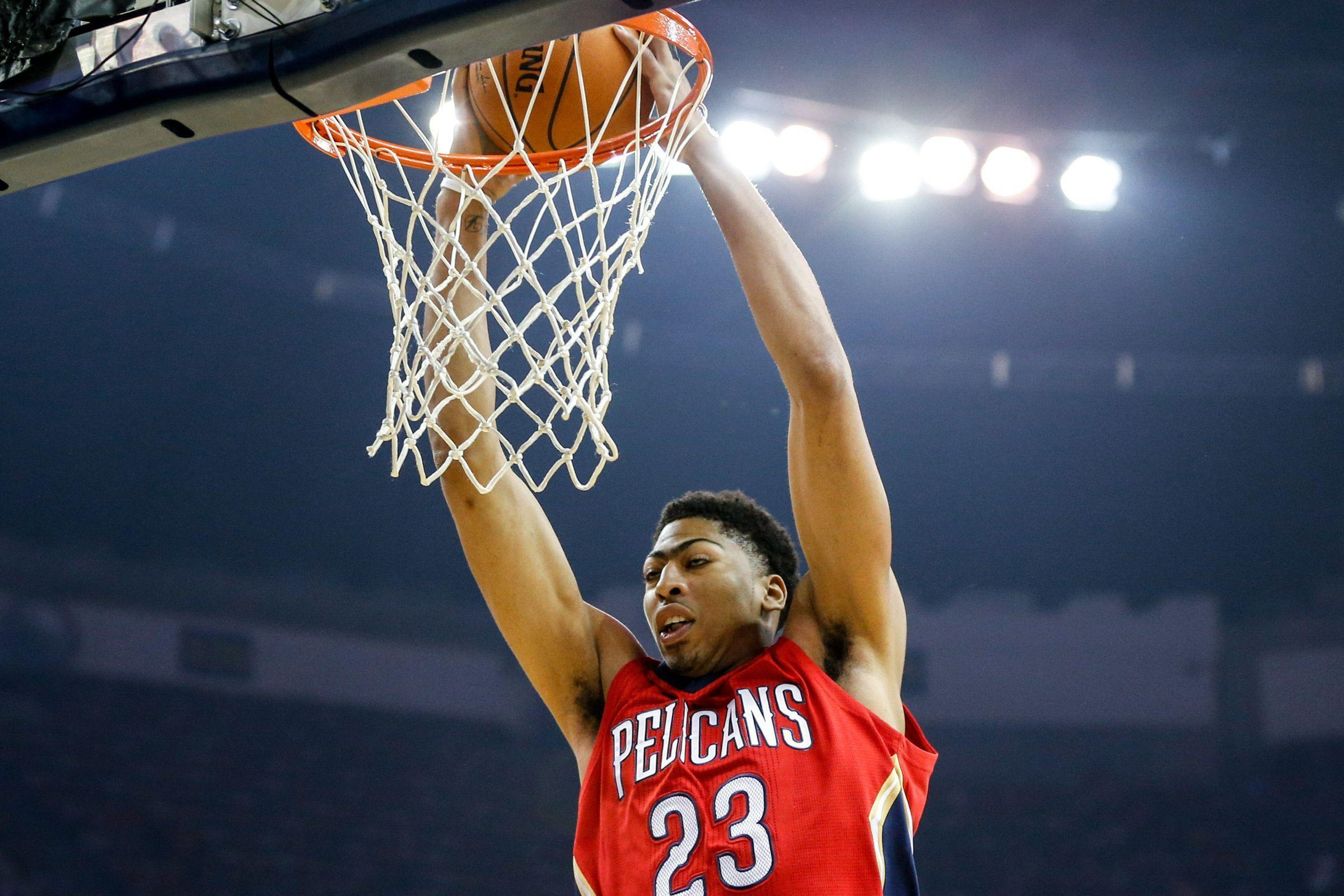 Anthony Davis Wallpapers High Resolution and Quality Download