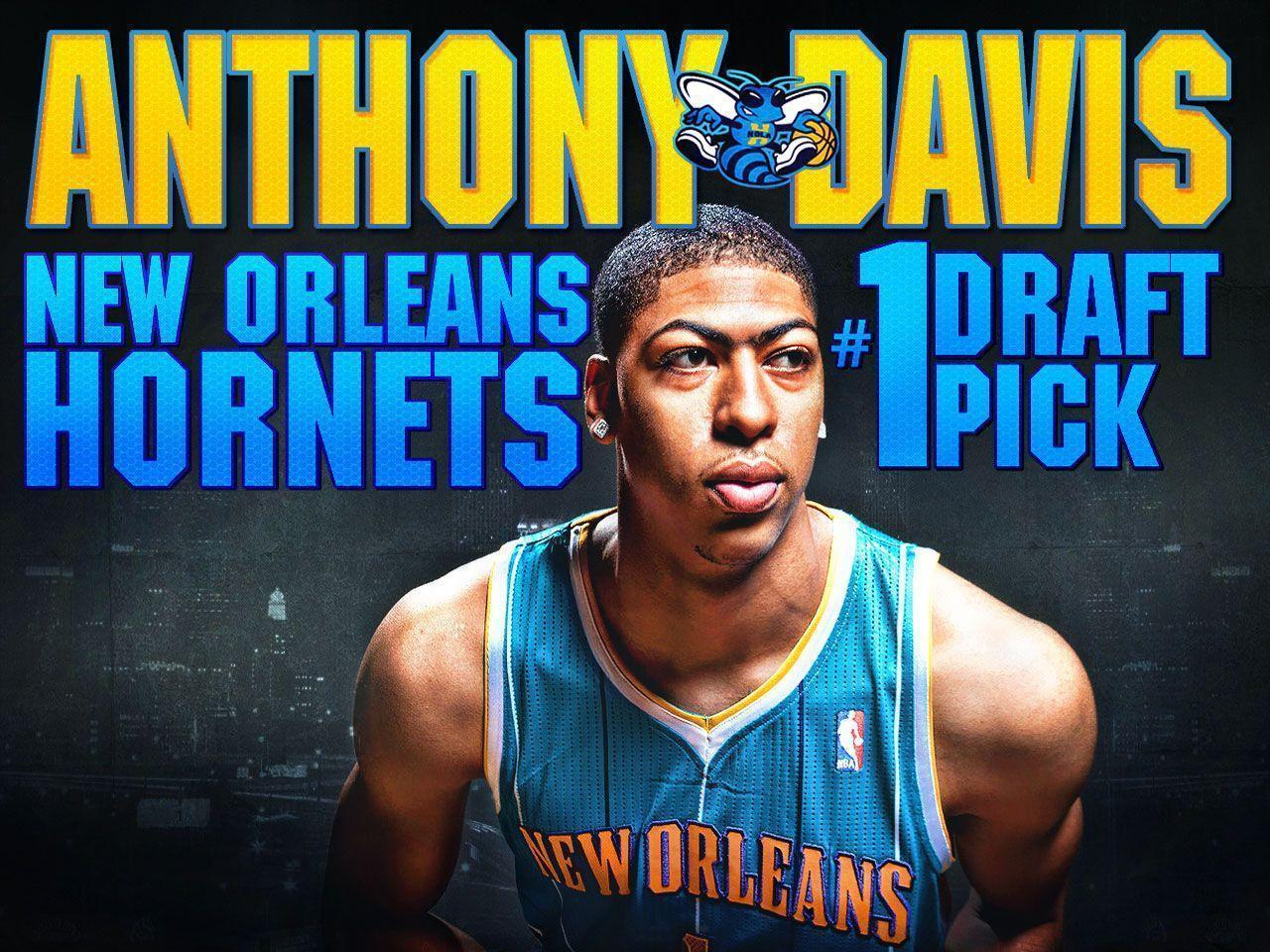 Anthony Davis Hornets 1280×960 Wallpapers