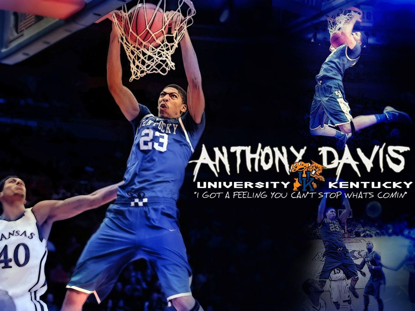 Anthony Davis Wallpapers - Wallpaper Cave
