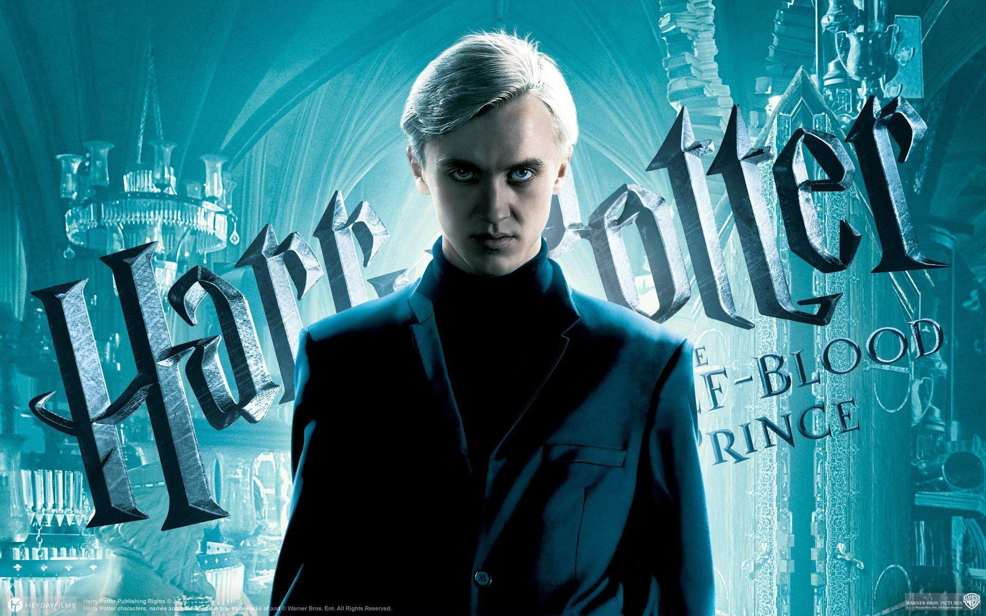 Collection of Draco Malfoy Wallpapers on HDWallpapers