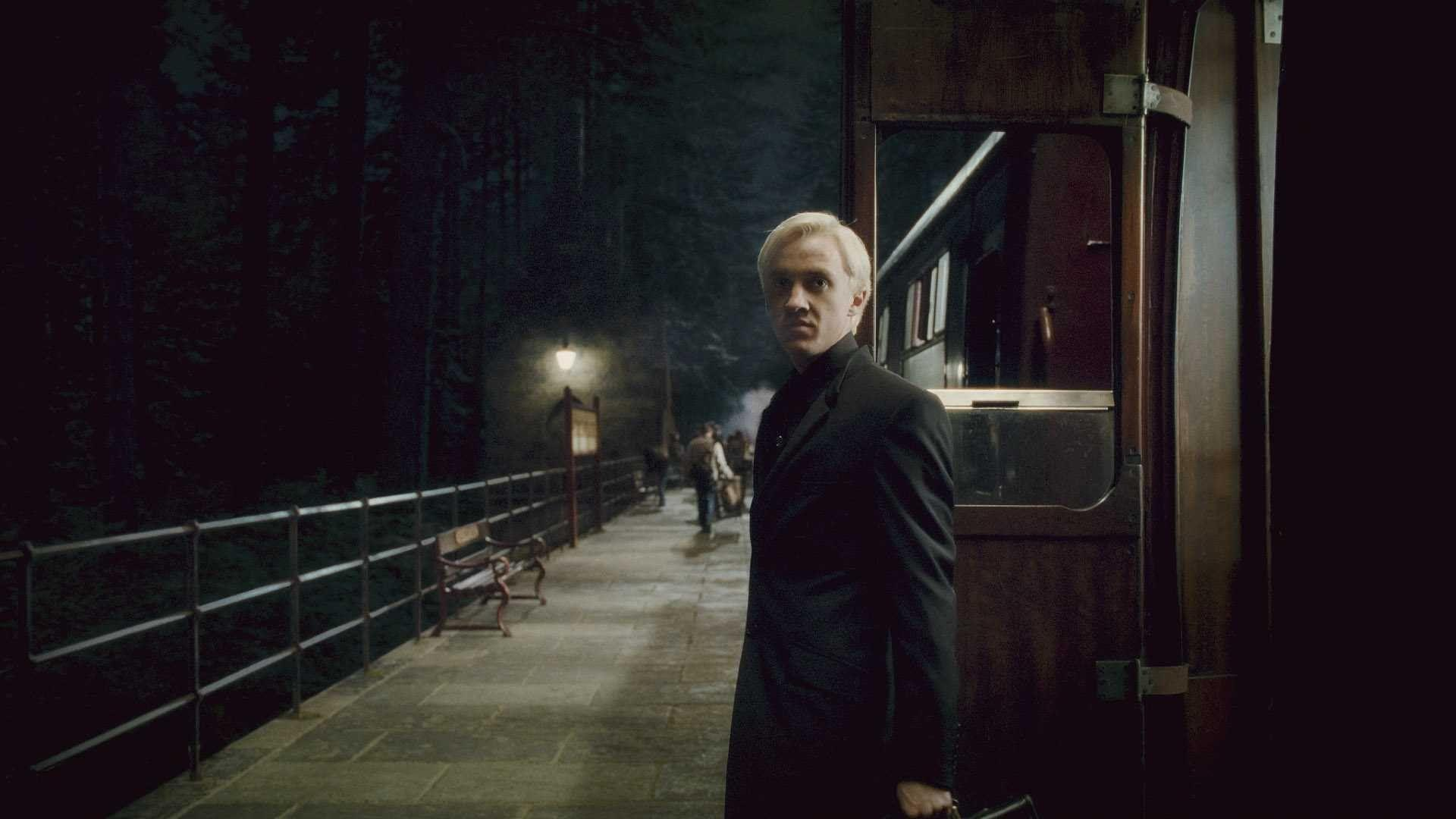 Draco Malfoy Half Blood Prince Wallpapers