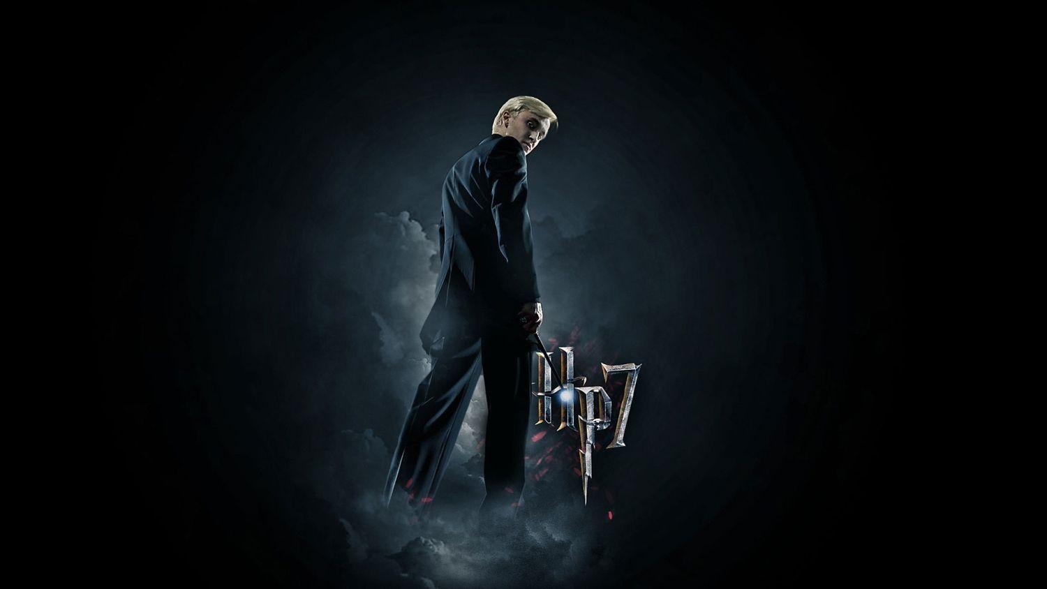Draco Malfoy HD Wallpapers