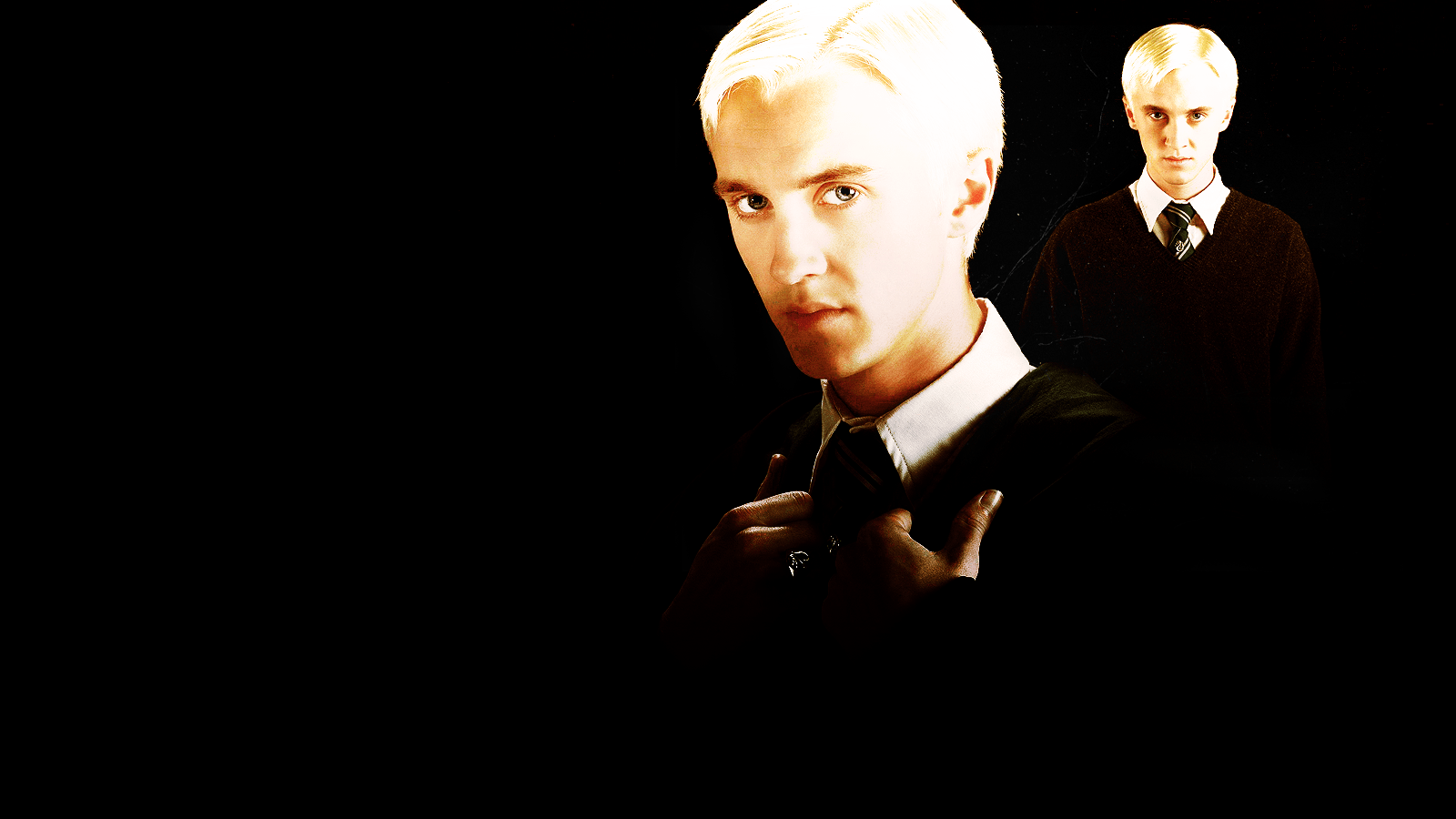 Draco Malfoy Wallpapers 2 by TheMagicWillNeverEnd