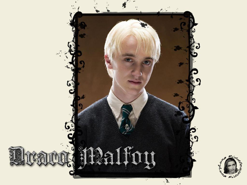 Draco Malfoy Wallpapers by Schniefelus