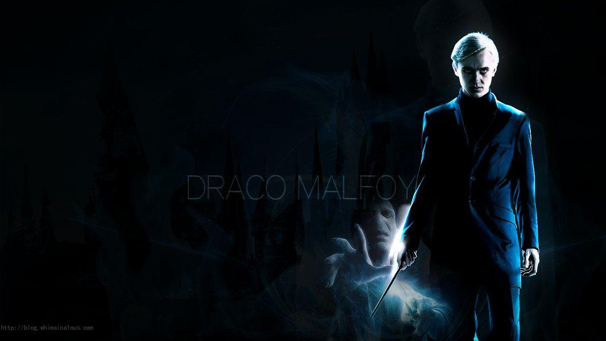 Malfoy Wallpapers by Whimsicalous