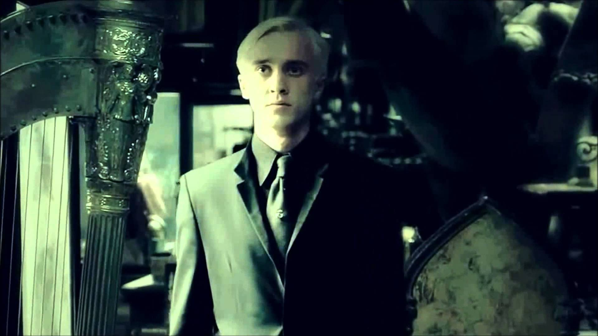 Draco Malfoy Wallpapers - Wallpaper Cave
