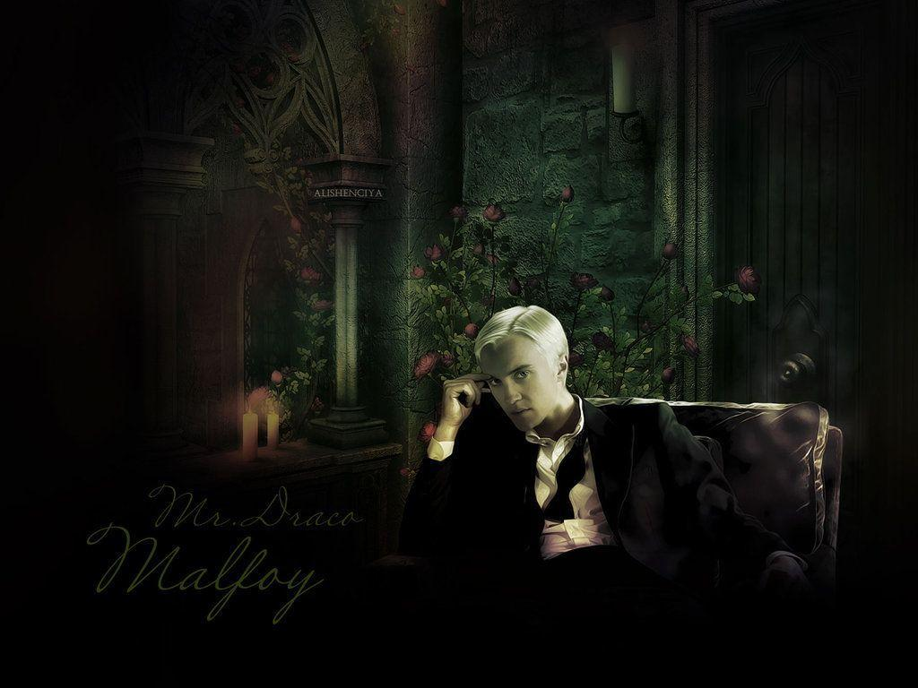 Draco Malfoy Wallpapers by Alia