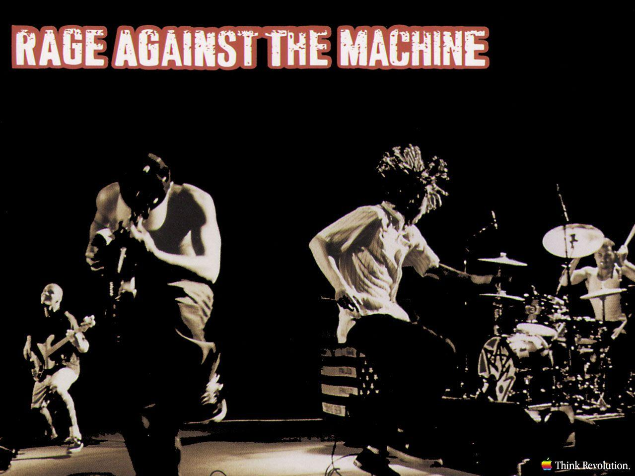 Rage Against The Machine HD Wallpapers and Backgrounds