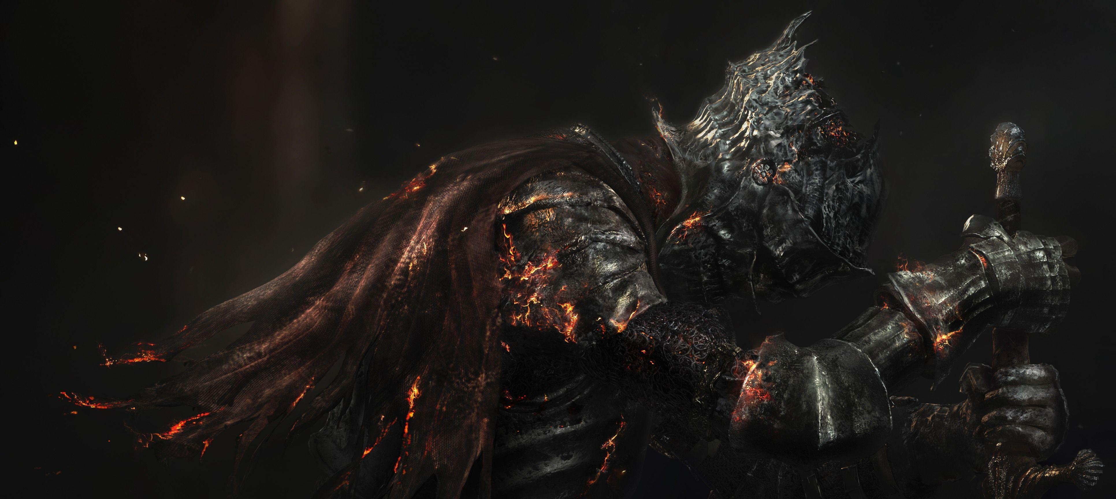 dark souls wallpaper breaking - photo #26
