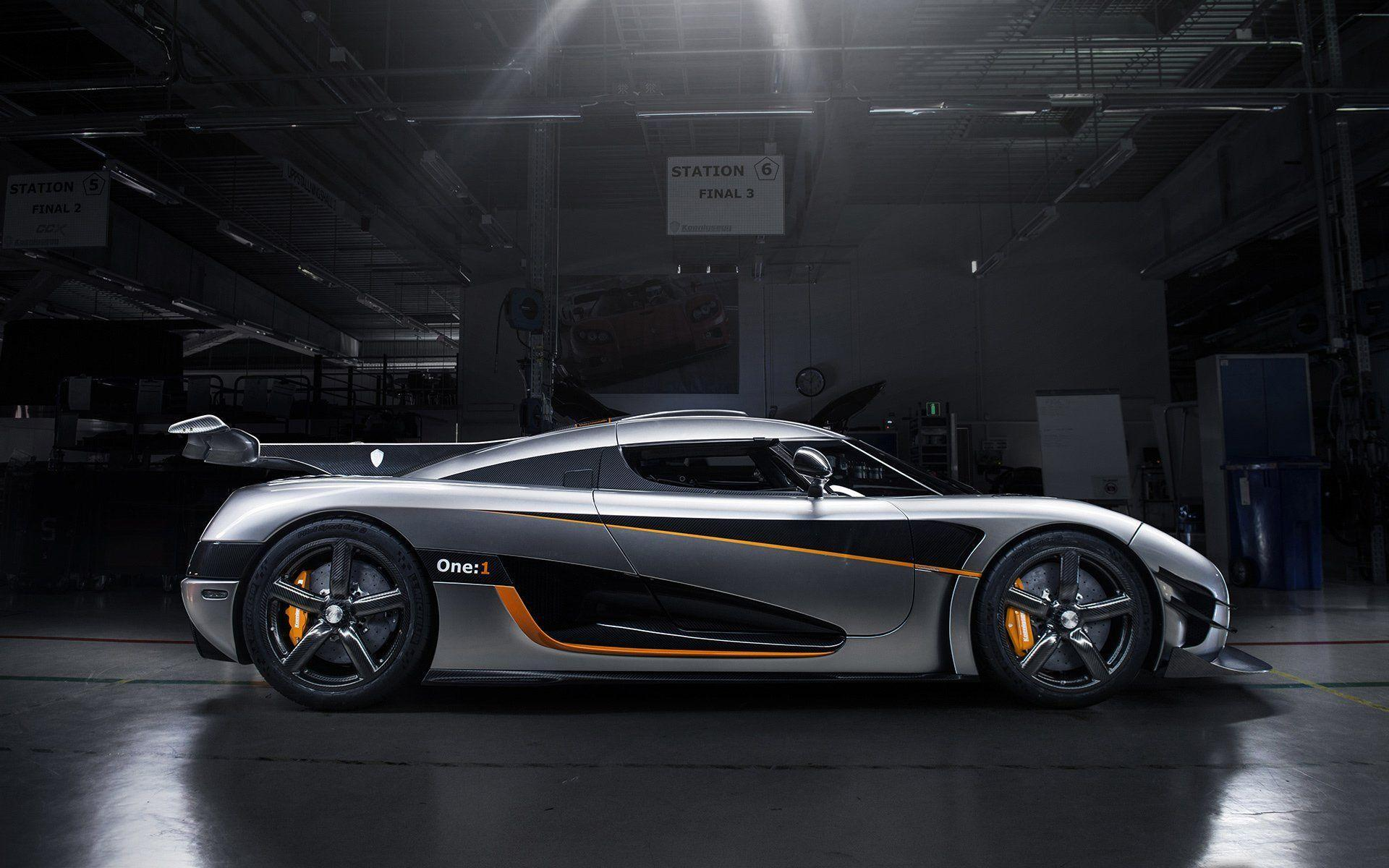 9 Koenigsegg One:1 HD Wallpapers