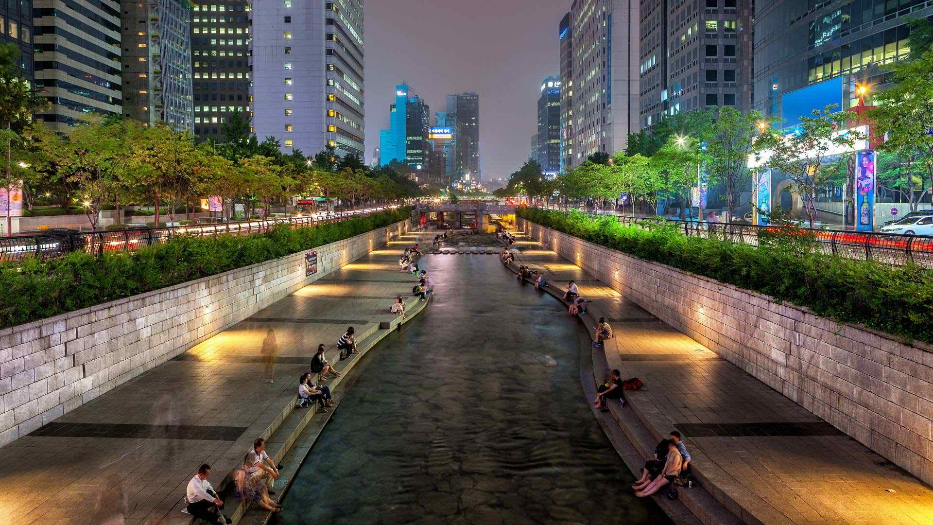 seoul wallpapers - wallpaper cave