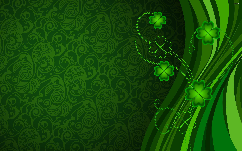 Логотипами вещей, зеленая открытка