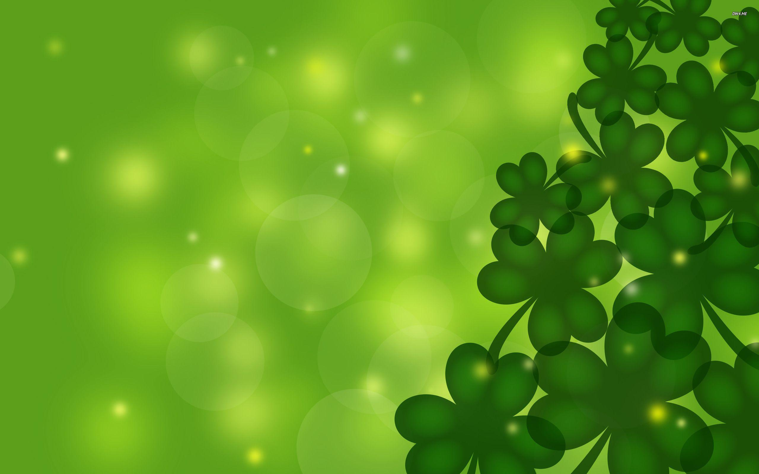 Fresh Shamrock Wallpapers - All For You Wallpaper Site