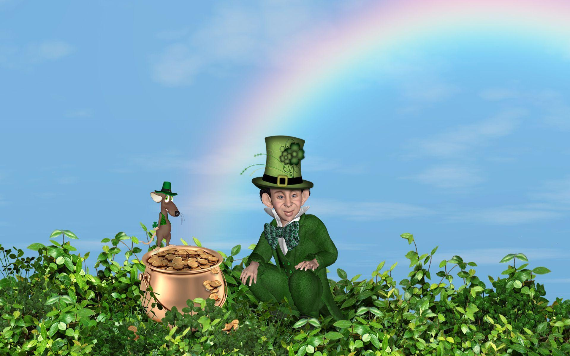 Leprechaun Wallpapers Page 1