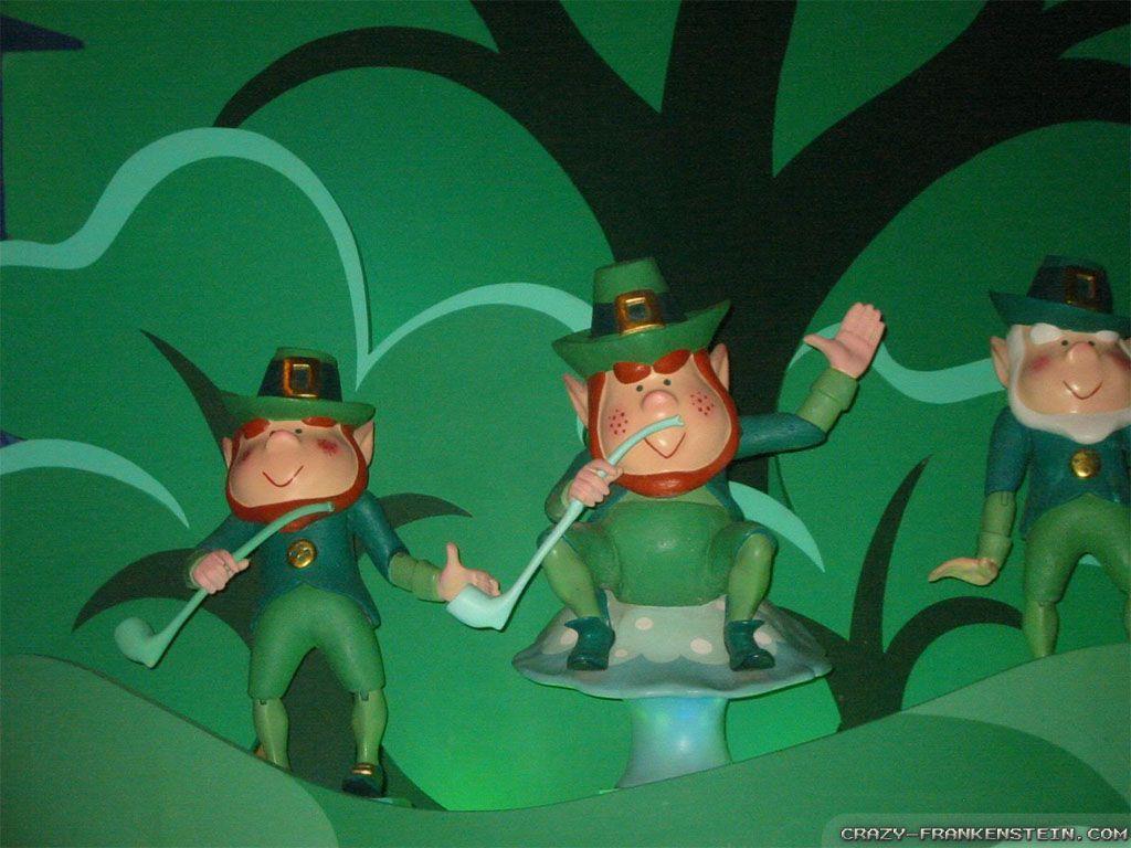 Saint Patrick's Day Crafts wallpapers - Crazy Frankenstein