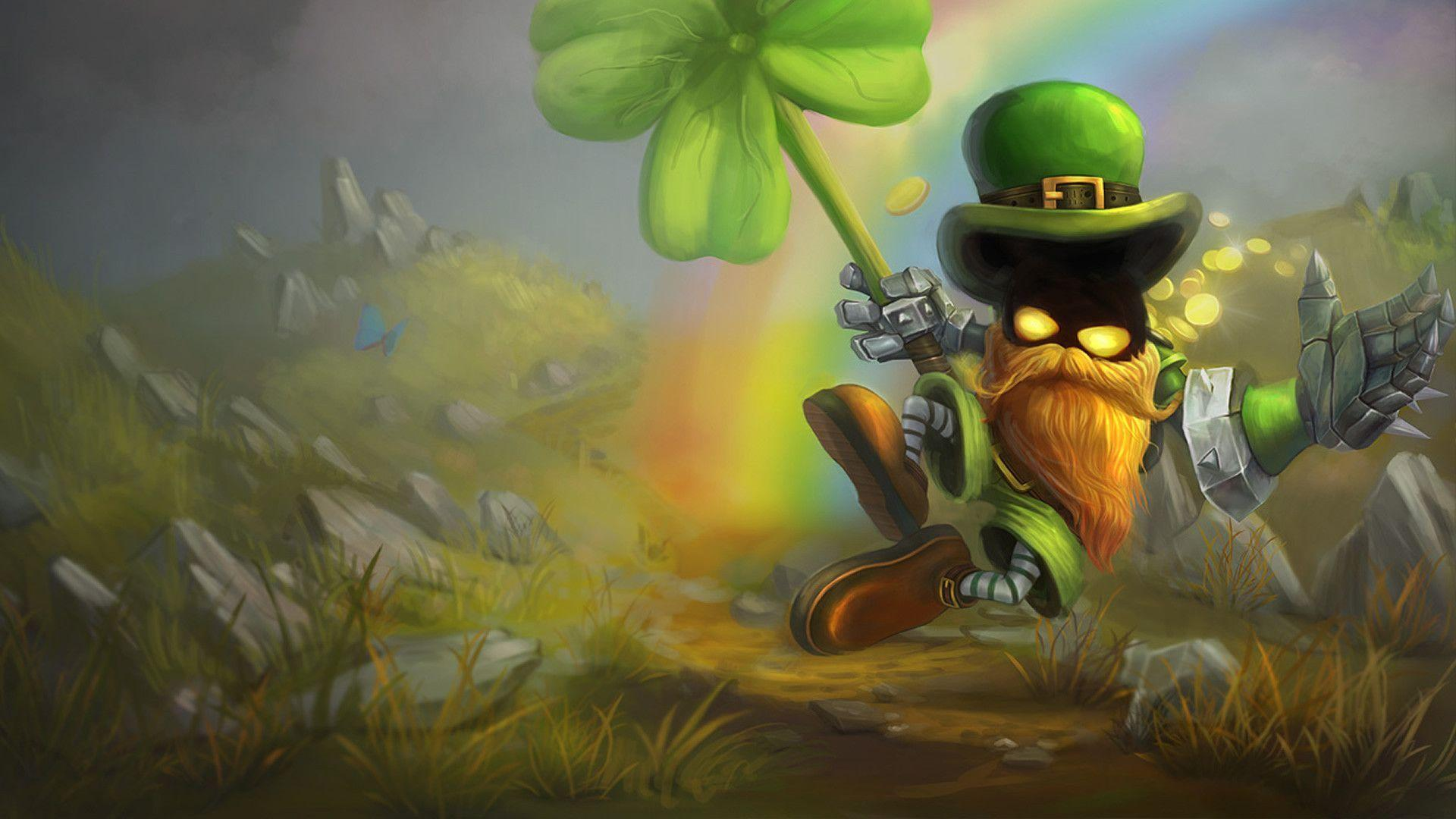 41 High Quality Leprechaun Wallpapers | Full HD Pictures