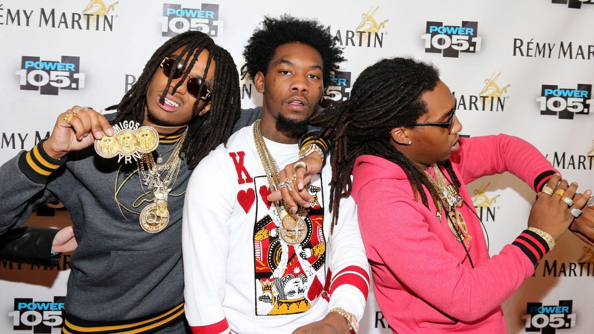 Migos bet big on dabbing partner Cam Newton — and lost | NFL ...