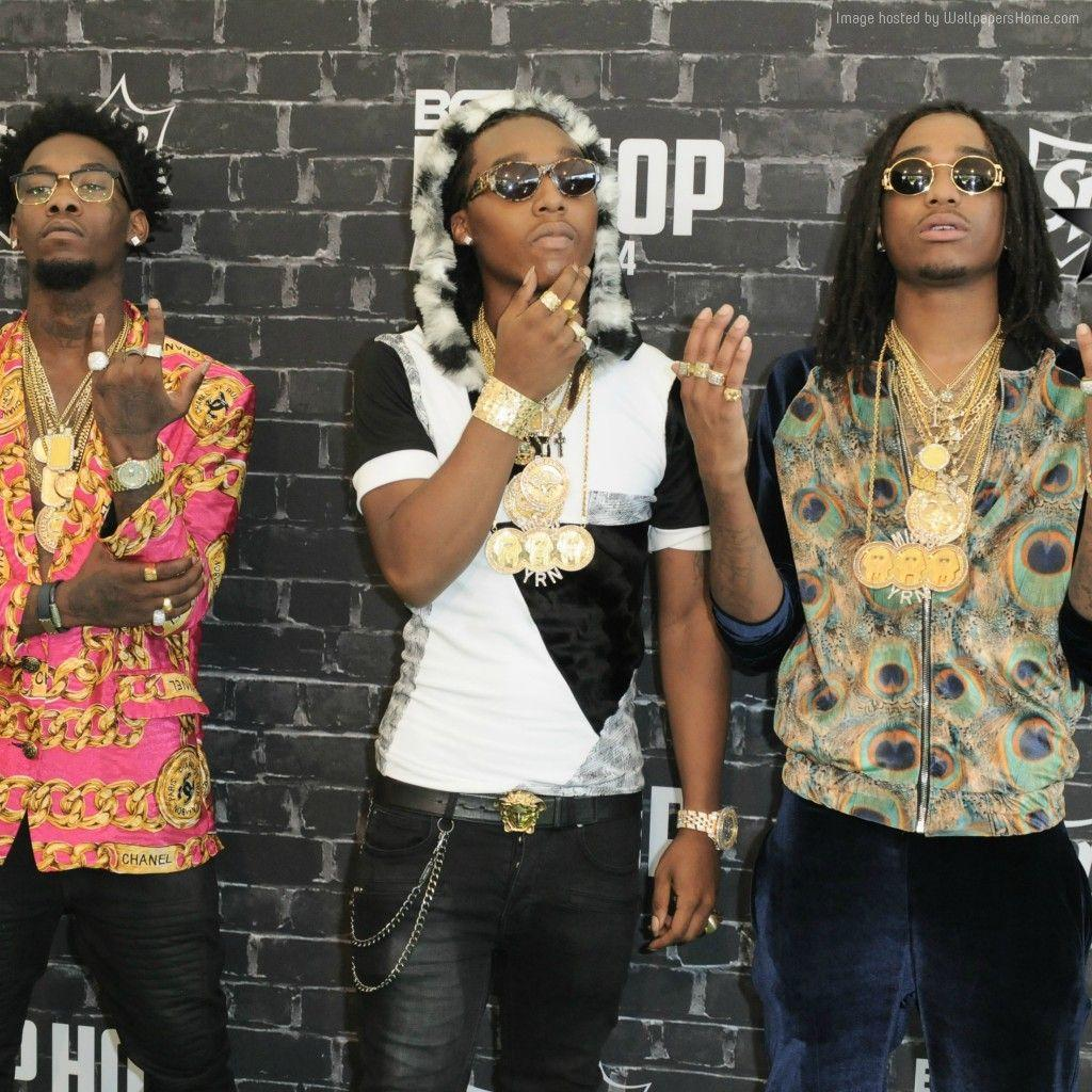 Migos Wallpaper, Music: Migos, Top music artist and bands, rap