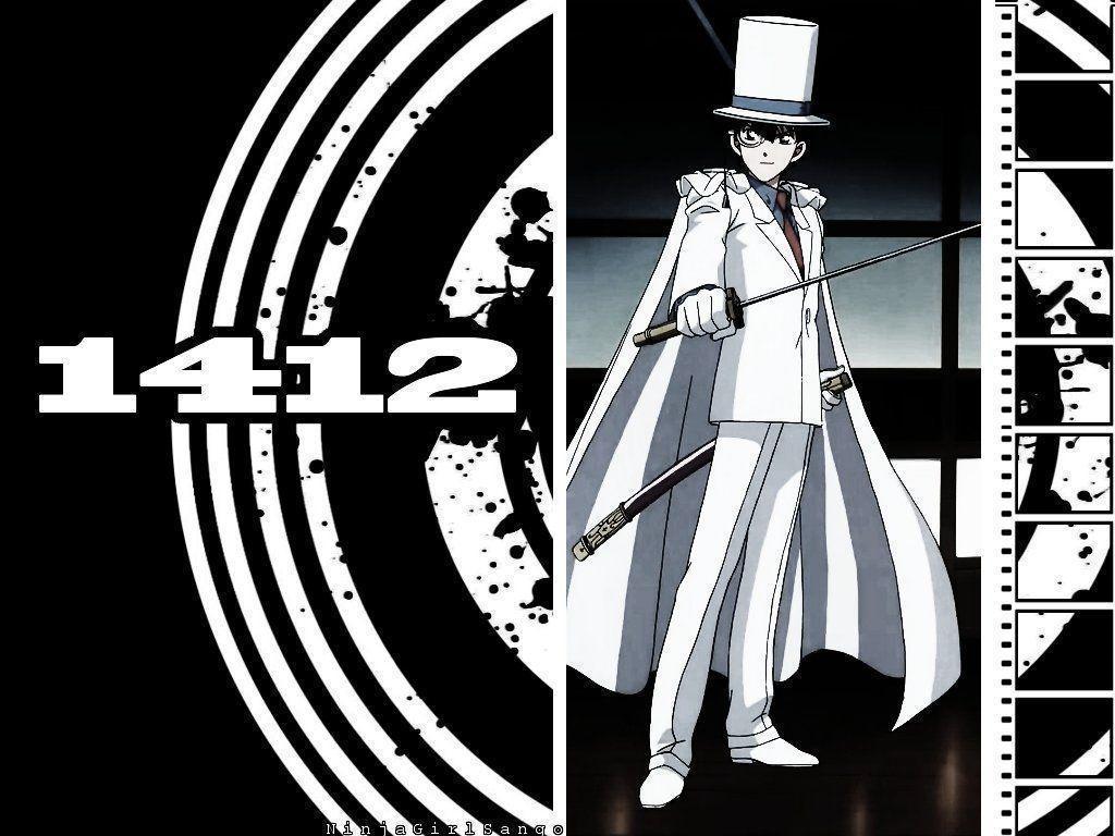 Manga-KID • Magic Kaito 1412 XDD