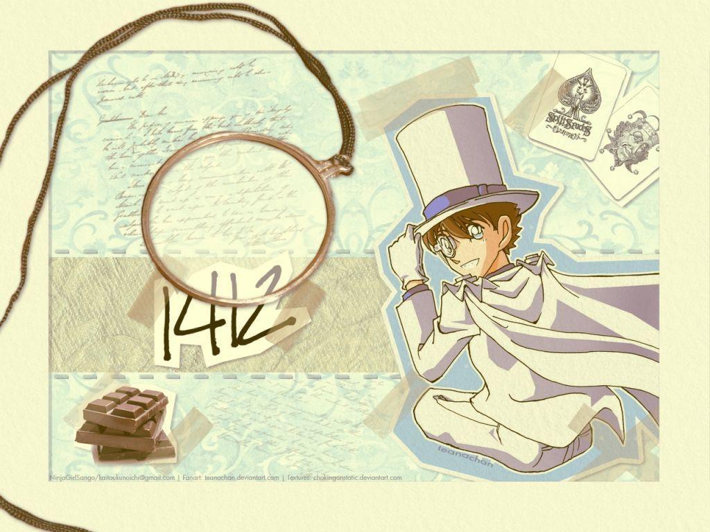 Kaitou Kid/#295528 - Zerochan