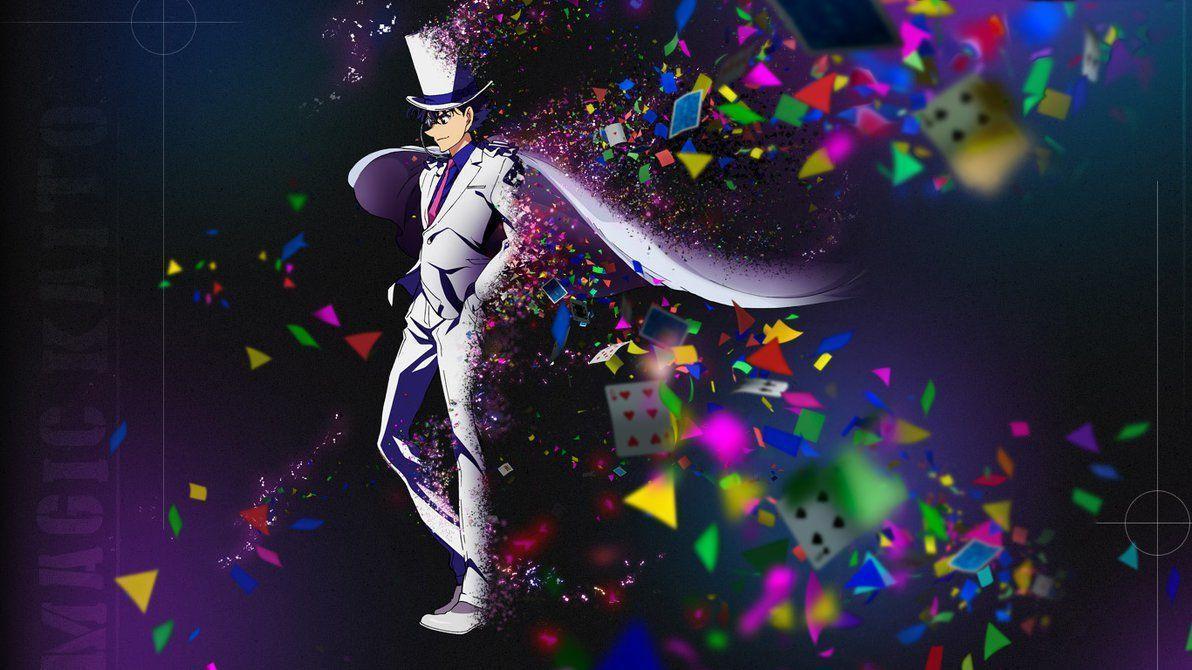 Magic Kaito 1412 Wallpaper by azizkeybackspace on DeviantArt
