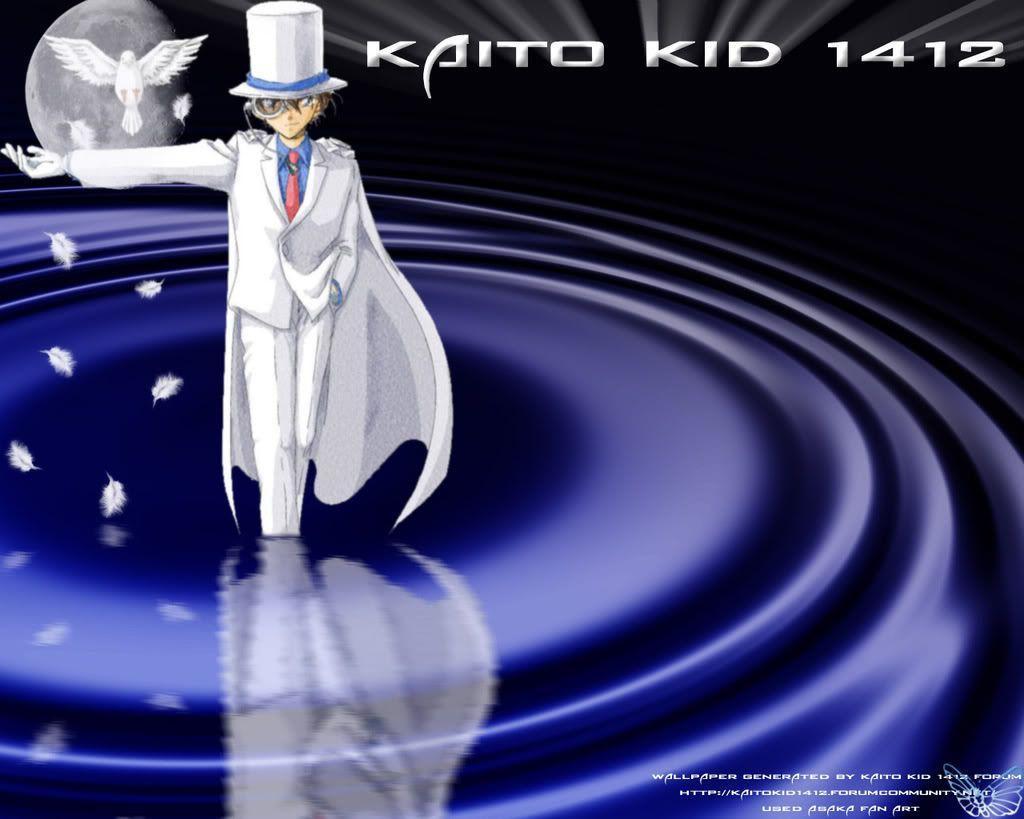 all new pix1: Wallpaper Kaito Kid
