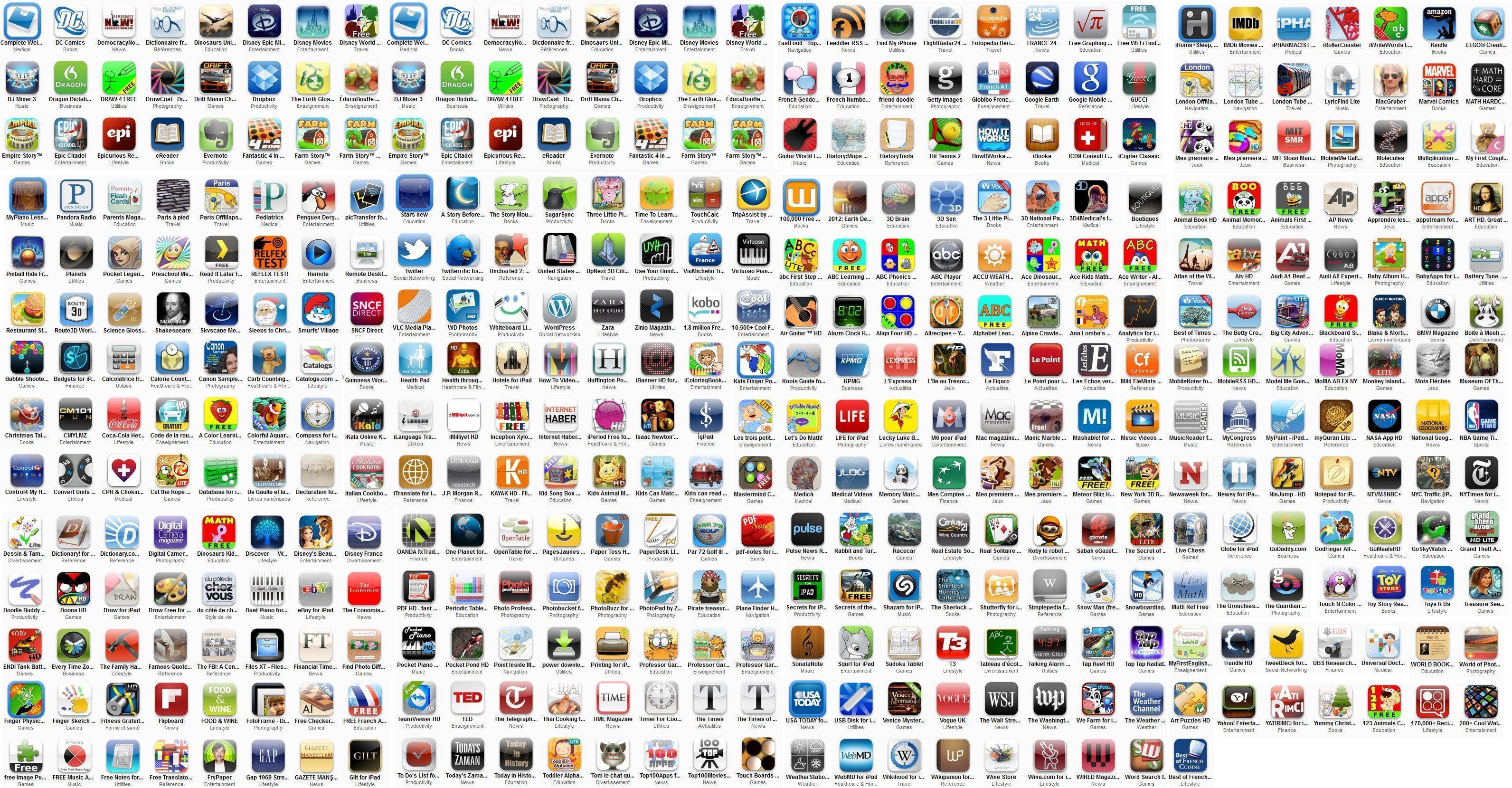 20+ Best HD Apps Wallpapers