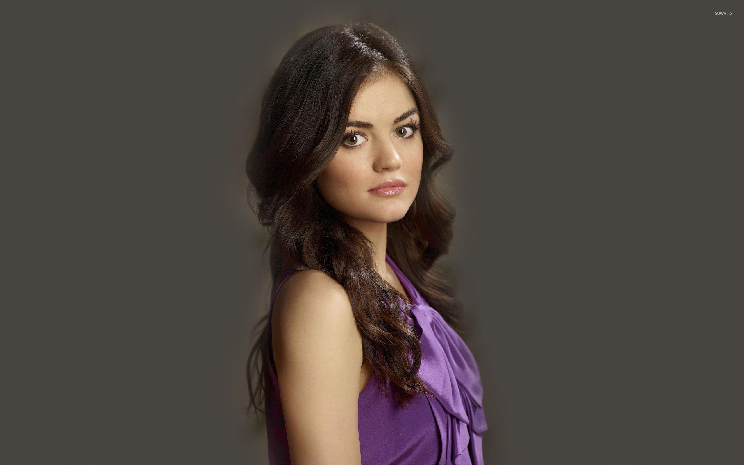 Lucy Hale [3] wallpaper - Celebrity wallpapers - #12629
