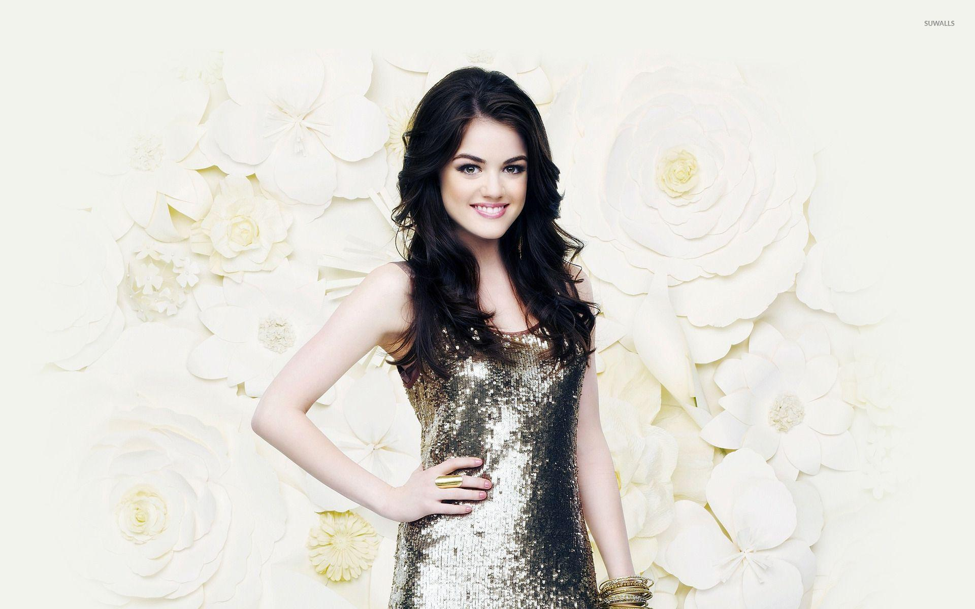 Lucy Hale [4] wallpaper - Celebrity wallpapers - #12678